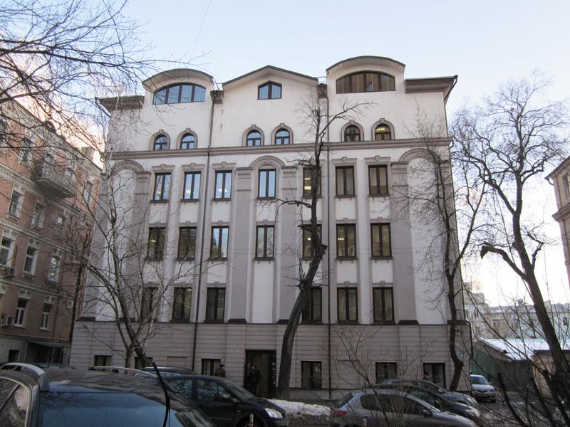 Административное здание, Москва