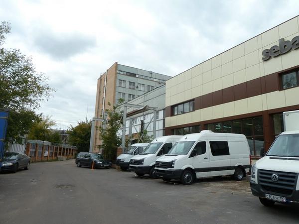 Промышленное здание, г.Москва
