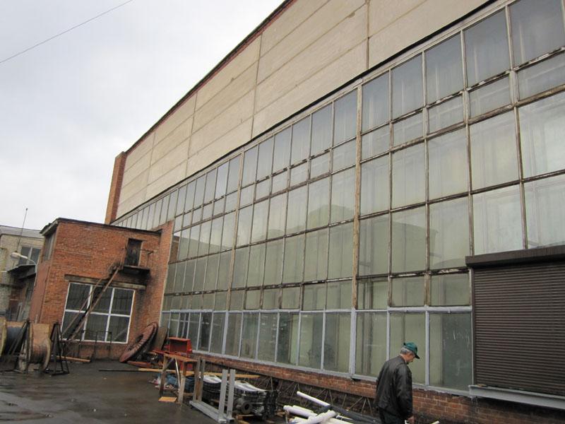 Складской комплекс, Москва