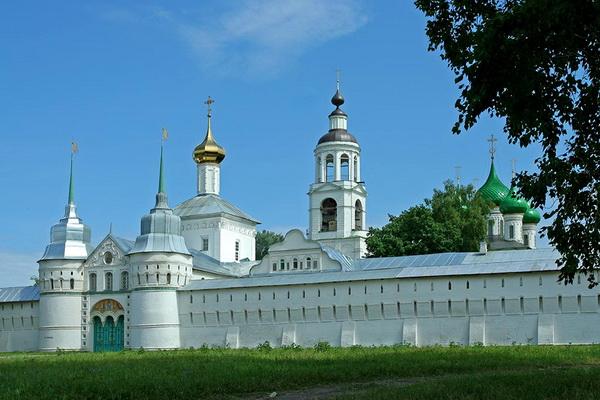 Свято-Введенский Толгский женский монастырь, г.Ярославль